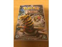 Pokémon Giratina & The Sky Warrior on UK DVD