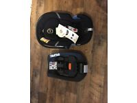 NEW Cybex Aton 4 Car Seat and Isofix base