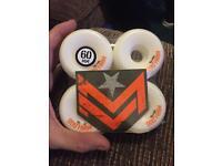 60mm mini logo skateboard wheels