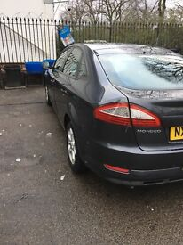 Ford mondeo zetec auto diesel grey Solihull plated taxi