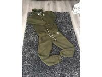 3 x GYM KING MUSCLE FIT TRACKSUITS TOP & BOTTOMS