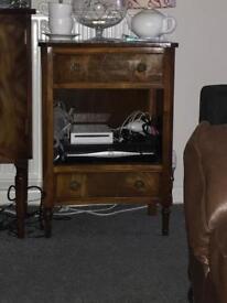 Vintage / Retro Cabinet / Bedside Table