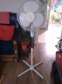 TALL (ADJUSTABLE) MICROMARK FAN FOR SALE. COULD DELIVER.