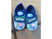 George slippers