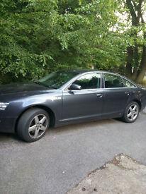 Audi A6 2.7 diesel sallon 2007 automatic