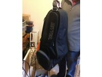 Ritter carry bag for tenor saxophone