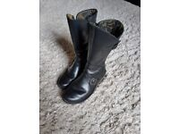 Fly London Boots, Black, size UK 5 (38)