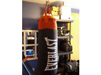 Everlast heavy duty Punch bag - £25