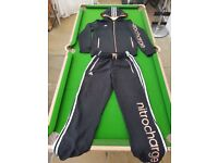 Adidas Tracksuits - size 11-12