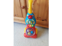 VTech Counting Colours Vacuum Cleaner/Hoover - age 1+. VGC. (rrp £35)