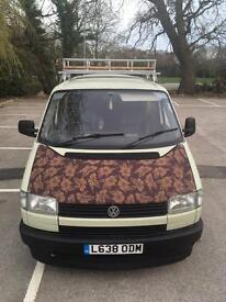 VW T4 - Ready for road trips!