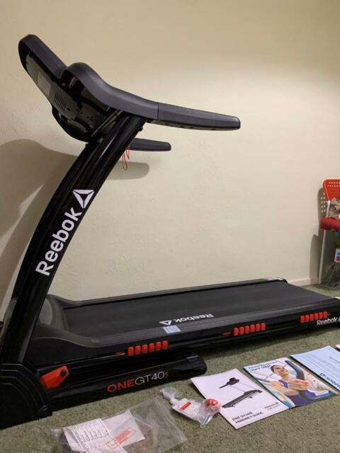Pastor Grifo Melancolía  Reebok ONE GT40s Treadmill less than two years old | in Cambridge,  Cambridgeshire | Gumtree