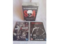 Sons of Anarchy DVD Box Set Seasons 1-7