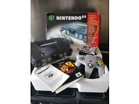 Nintendo 64 Boxed in good condition