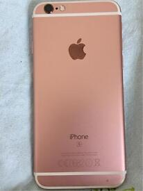Iphone 6s Rose Gold 32g Unlocked