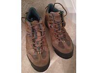 Clarks walking boots