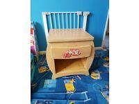For sale Tigger Bedside Table