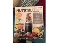 Nutribullet 12 pieces BRAND NEW