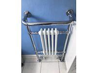 Traditional style bathroom radiator