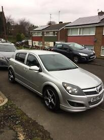 Vauxhall Astra 1.9cdti 150ps X pack
