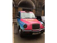 London Black Taxi Tx2