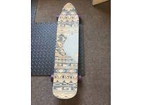 Longboard Riviera Ursa Minor -Amanda Powell signature long board