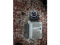 Mercedes C Class W204 ECU Engine Control Unit A6461502072 A0054461840