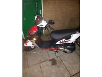Keeyway moped vgc moted