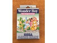 Sega Game Gear Wonder Boy Dragons Trap