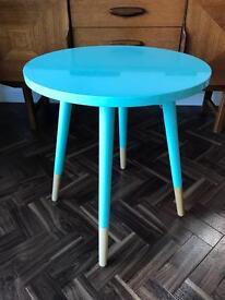 Retro/scandi style side table