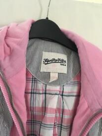Super dry jacket size small!!!