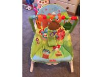 Nuby baby bouncer