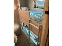 EXCELLENT CONDITION - Custom made Elddis Avante 868 bunk bed set