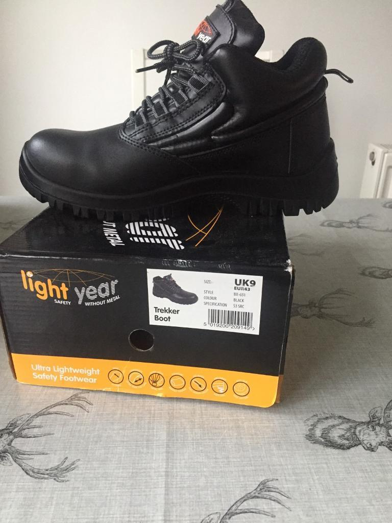 buy popular da088 5d5ae Ultra lightweight safety boots (work) | in Whitley Bay, Tyne and Wear |  Gumtree