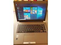 Toshiba Laptop. Tecra Z40 Ultrabook Intel Core i5 4200U 1.6ghz