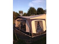 Bradcot awning for ssle