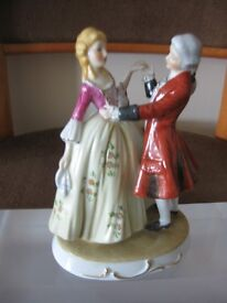 Man and Woman Ornament