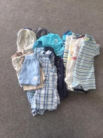 Boys Summer Bundle 3-6 months