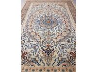 FULL ROOM SIZE SUPEFINE SILKINLAID PERSIAN MOOD RUG CARPET 300x200 cm