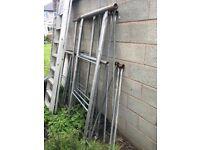 H Frame scaffolding forsale