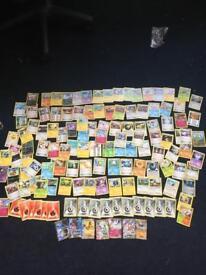 Pokémon Cards whole lot £8 (Plus rare cards