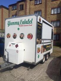 Falafel trailer for sale!!!