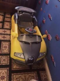 Child's ride on car