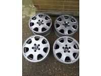 Volvo v70 Alloy Wheels 16 Inch In West London Area
