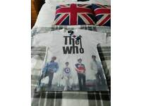 The who t shirt size S brand new