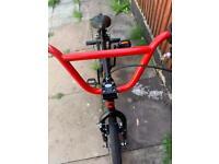 BMX bike mint condition