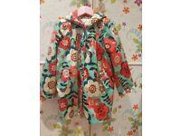 Sweet Millie girls rain coat jacket 5 Years
