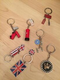 London key ring bundle