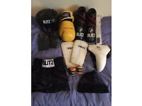 Full kickboxing sparring set *Great condition*