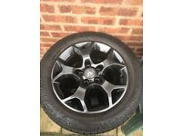 Vauxhall Alloy Wheels